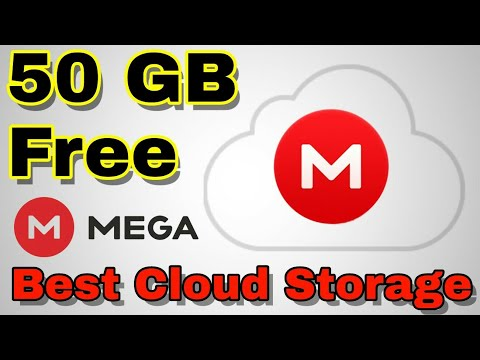 How to create a mega account | get 50gb storage for free in