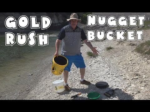 Gold Rush Nugget Bucket Review | EpicReviewGuys 4k CC