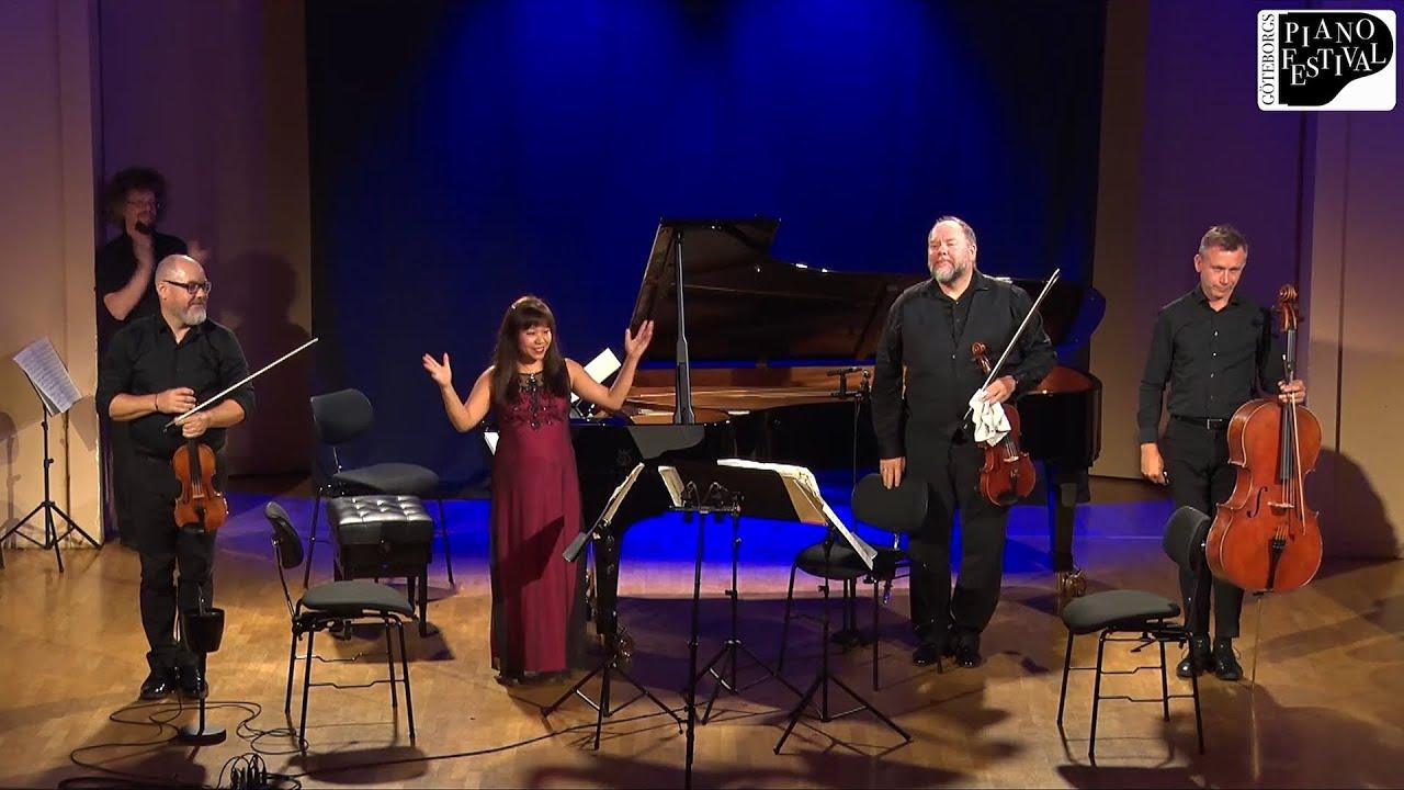 Videoklipp från pianofestivalen