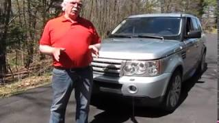 Range Rover Sport Or Full Size Range Rover