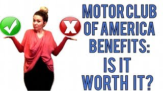 MCA Motor Club of America Benefits: Is it worth it?