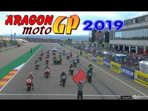MotoGP 2019 AragonGP at Spain | Full Race Highlight | Round 14