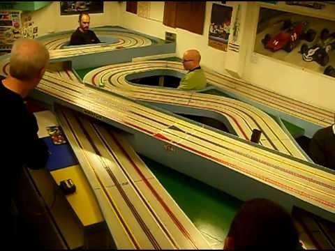 The East Coast Outlaws is a slot car club dedicated to making HO racing fun for every participant.We do this by having organized procedures, clear rules, and high standards for our racing venues.October LenJet