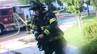 Stilt Court Fire Helmet Cam