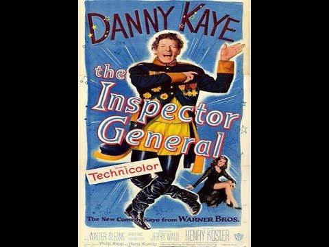 The Inspector General | Danny Kaye | 1949 | Full Movie