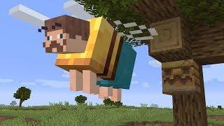 Новые пчёлы в Minecraft