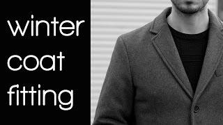 How a Winter Coat Should Fit | Men