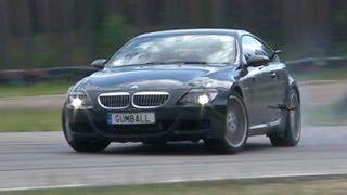 Drifting the 700HP M6 and Shooting AK-103s: Latvia Part 2 of 2 - /LIVE AND LET DRIVE