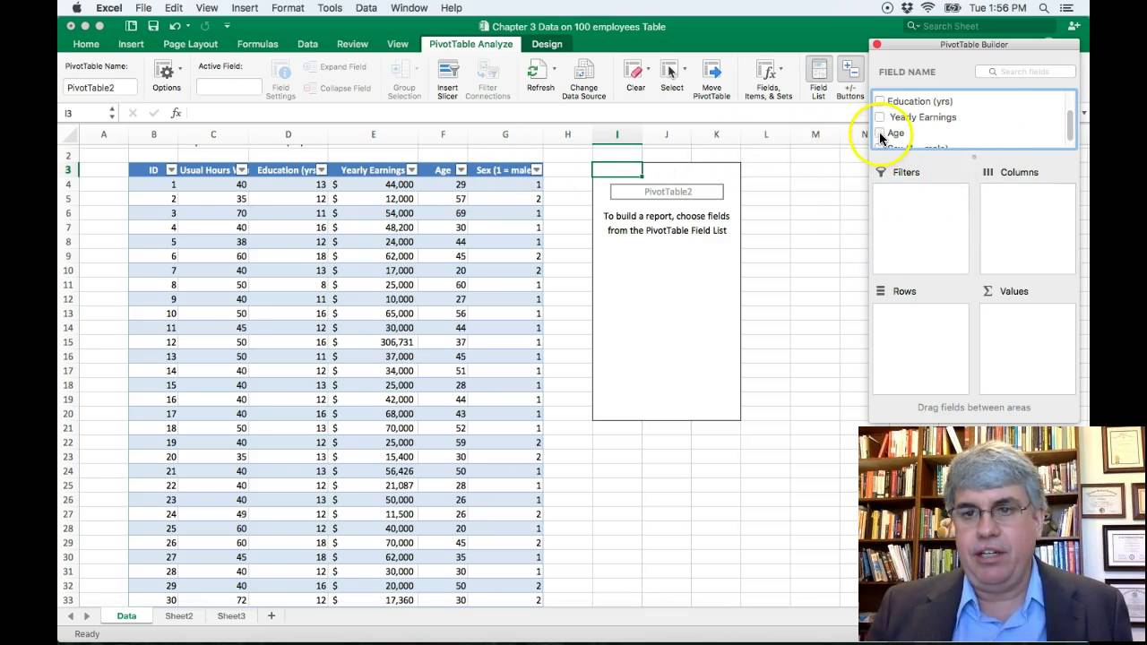 frequency function in excel mac