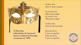 Baixar Ó Abre Alas ( Marchinha de Carnaval )
