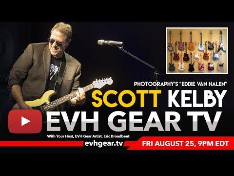 A Fun Evening Of Van Halen & Photography With Scott Kelby