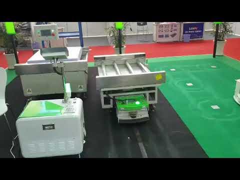 Xe tự hành vận chuyển hàng AGV  TPA