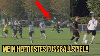 Hattrick & Rabona Tor - Das heftigste Fussballspiel auf ganz Youtube!!