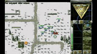 C&C Red Alert Aftermath: Kill All Monster Tanks