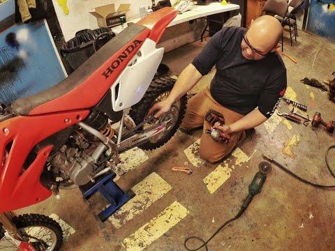 Episode 1 - Essential Service at Uncle Danger's Motorycle Shop