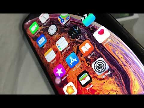 ايفون اكس ماكس لون جولد الجديد 2019 بمواصفات خياليه iPhone Xs Max Clone Gold New Version