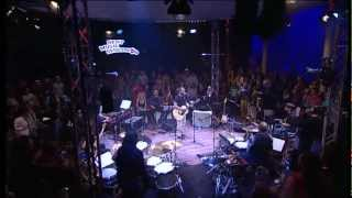 "SEAT Music Session 2012 - WILLIAM WHITE - ""THE ROCK"""