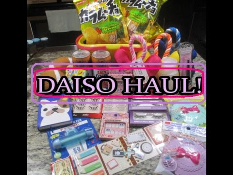 DAISO HAUL - Concord, CA location