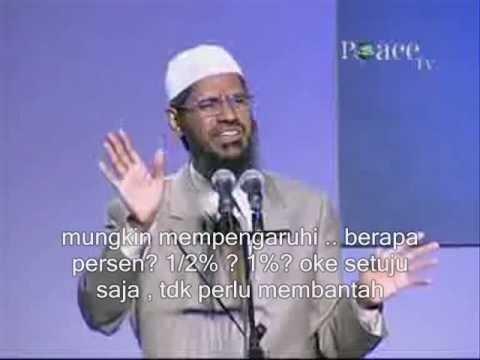 Zakir Naik On Sania Mirza 3 Teks Terjemahan Bahasa Indonesia