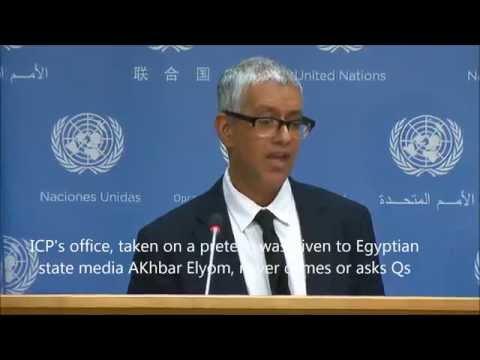 ICP Asks UN of Yemen Talks, Saudi Strikes, S Sudan Gates Closed, Burundi Troops to DRC, ASG Games