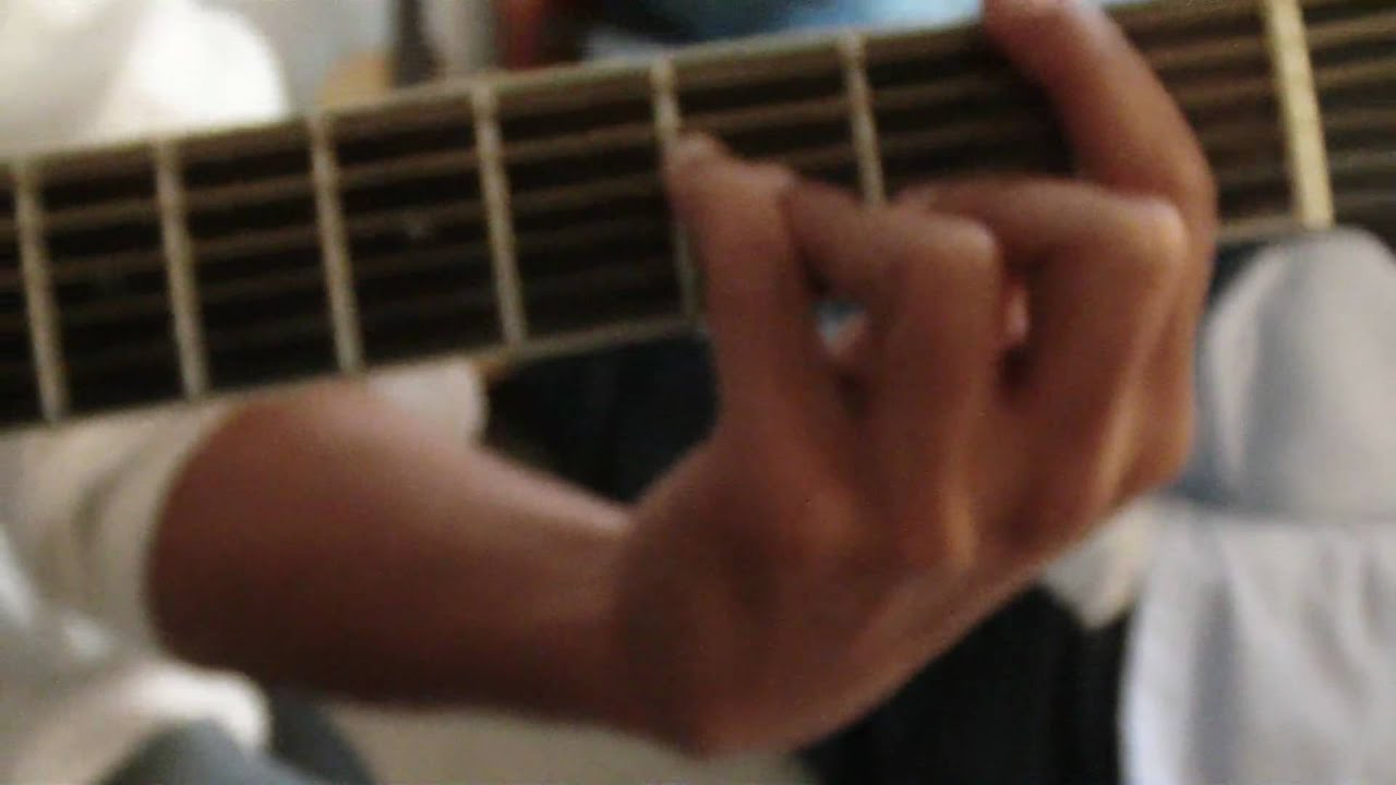 Mai Jahan Rahun Guitar Cover Youtube