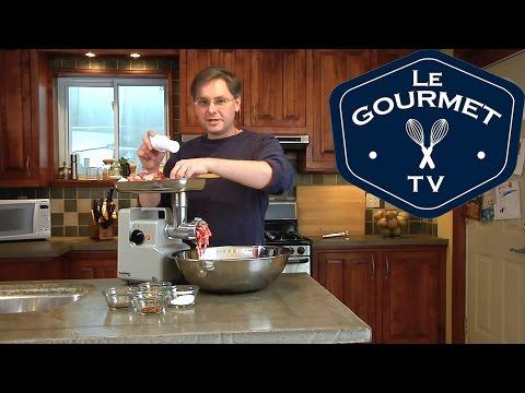 How to Make Italian Sausage    Le Gourmet TV Recipes