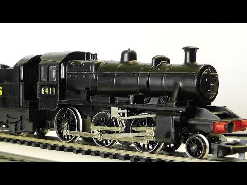 Unboxing the 2MT From Hornby
