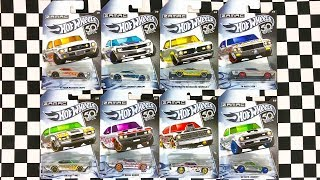 Video Opening Hot Wheels 50th Anniversary ZAMAC Flames Muscle Car Set! download MP3, 3GP, MP4, WEBM, AVI, FLV Juli 2018