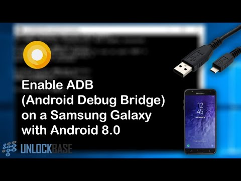 Enable ADB (Android Debug Bridge) On A Samsung Galaxy With Android 8.0