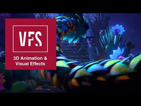 Coatlicue - Vancouver Film School (VFS)