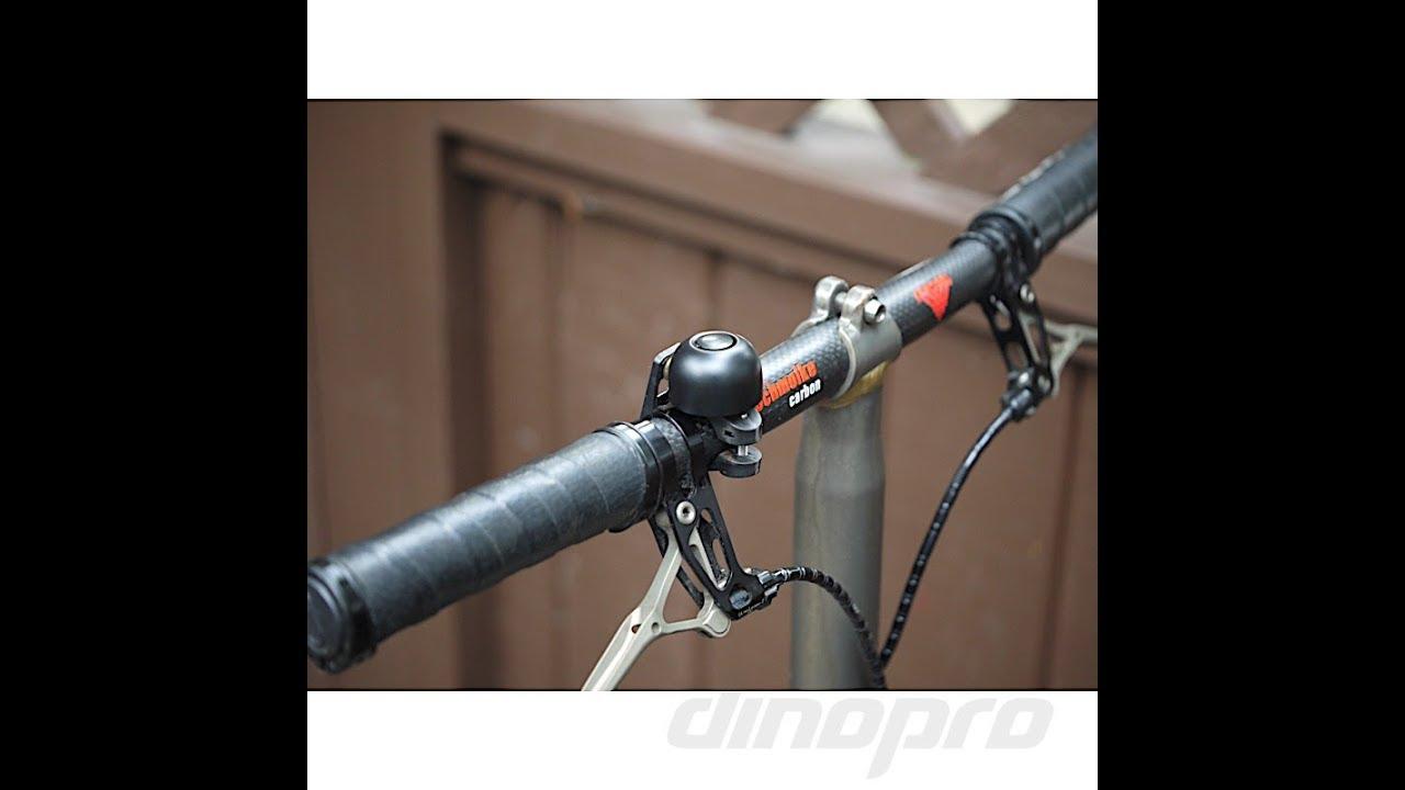ACE 38.5g Mini Bicycle Bell for Brompton Bicycle Folding Bike 22.2mm Handlebar