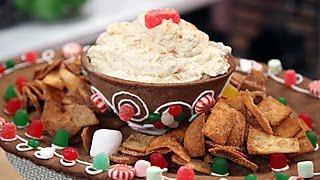Duffs Sweet Spot: Gingerbread Party Platter with Candied Walnut Mousse and Cinnamon Sugar Chips
