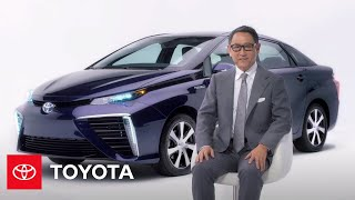 Toyota Mirai: Introducing Toyota's New Fuel Cell Vehicle | Toyota