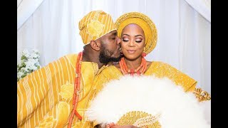 Sarah  Dele  Nigerian Traditional Marriage