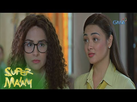 Super Ma'am: Kaya mo pa, Teacher Minerva? (Full Episode 3)