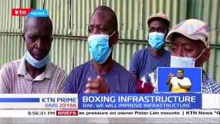 Boxing Infrastructure: BAK to return Mombasa Ring after renovation of Ring