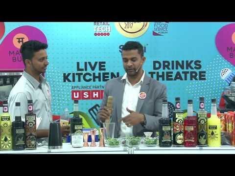 India Food Forum 2017 - MARIM BULA Live Kitchen