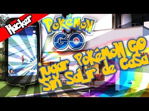 como JUGAR Pokémon GO SIN SALIR de tu CASA | El Mejor Hacker de Pokemon GO | Android 6.1 | METODO 1