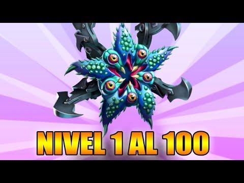 Monster Legends - Polaris Sea - Level 1 to 100 & Combat - Review