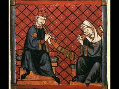 Se Ome Fezer De Grado Cantigas De Santa Maria Alfonso X El Sabio 1221 1284