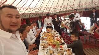 свадьба в жалал-абад 25.09.2017