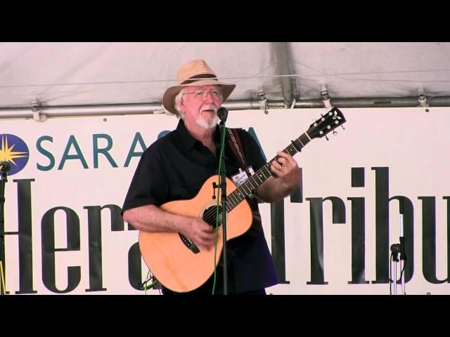 Larry Mangum Live Sarasota Folk 2015
