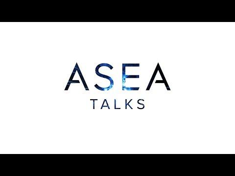 ASEA Talks 2017: Gina Moran - Shaping a Life