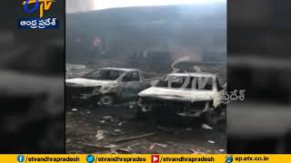 7000 EVMs Burned in Fire Accident | Congo
