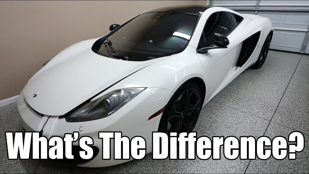 The Best Way To Protect Your Paint Paint Protection Film Vs Ceramic Coatings