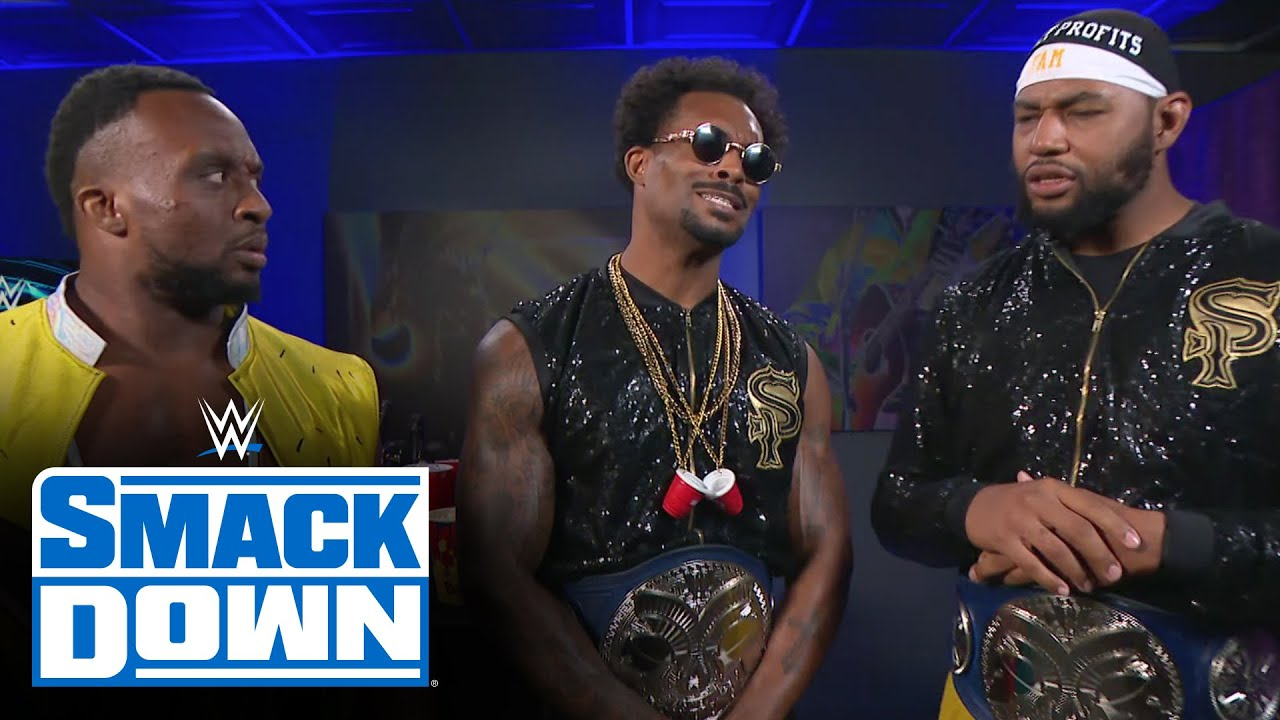 The Street Profits explain why they will beat The New Day: SmackDown, Nov. 20, 2020