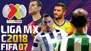 نتيجة بحث الصور عن FIFA07| Liga MX Clausura 2018 [Parche]