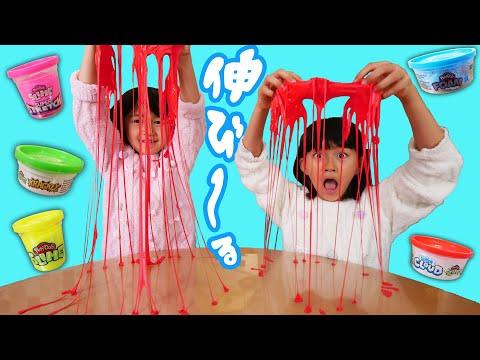 プレイドーからまさかのスライムセットが出た~!!パパの海外おもちゃシリーズ☆himawari-CH