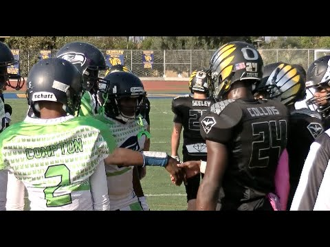 IE Ducks vs Compton Seahawks 14U - UTR Youth Highlight Mix