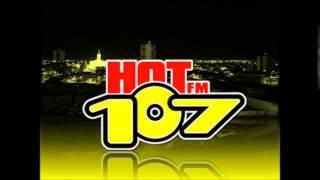 Prefixo - Hot 107 FM - 107,7 MHz - Lençóis Paulista/SP